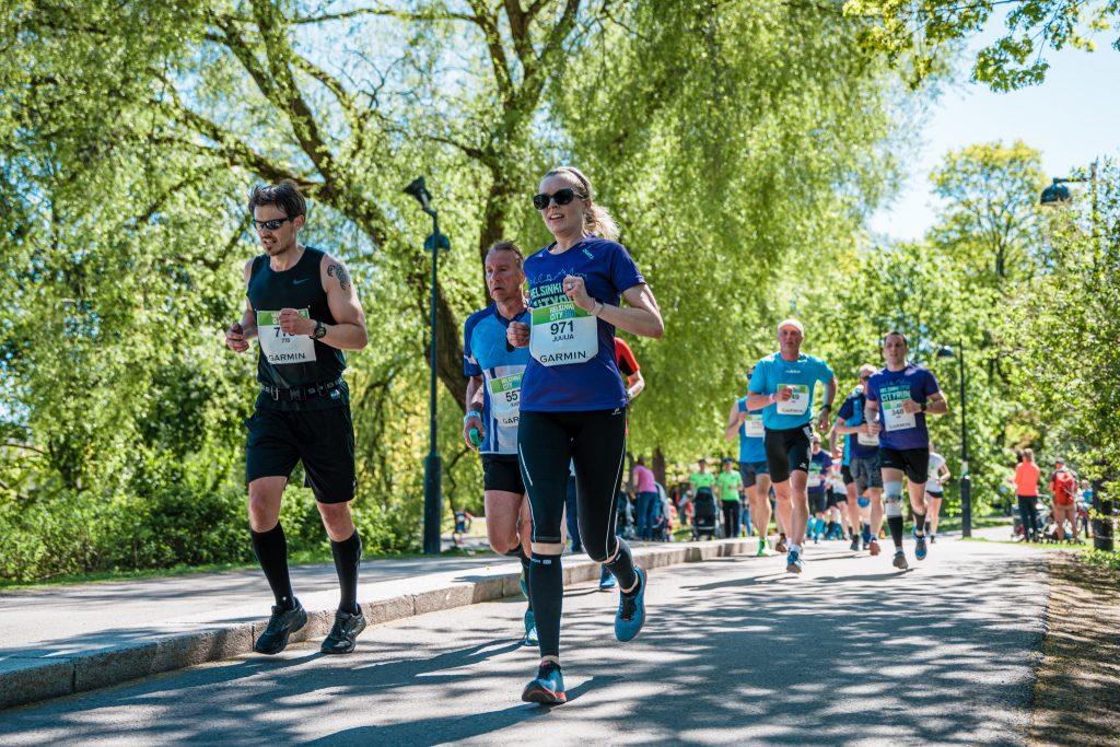 Helsinki puolimaraton