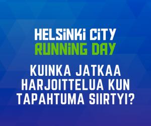 Helsinki juoksutapahtuma