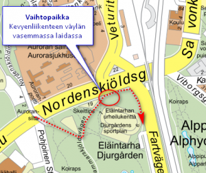 Helsinki City Marathonviesti 2020