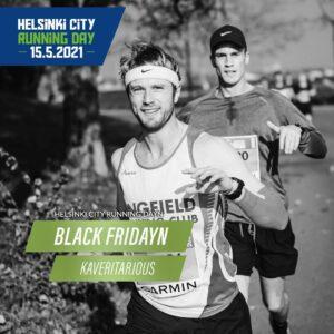 Helsinki puolimaraton black friday