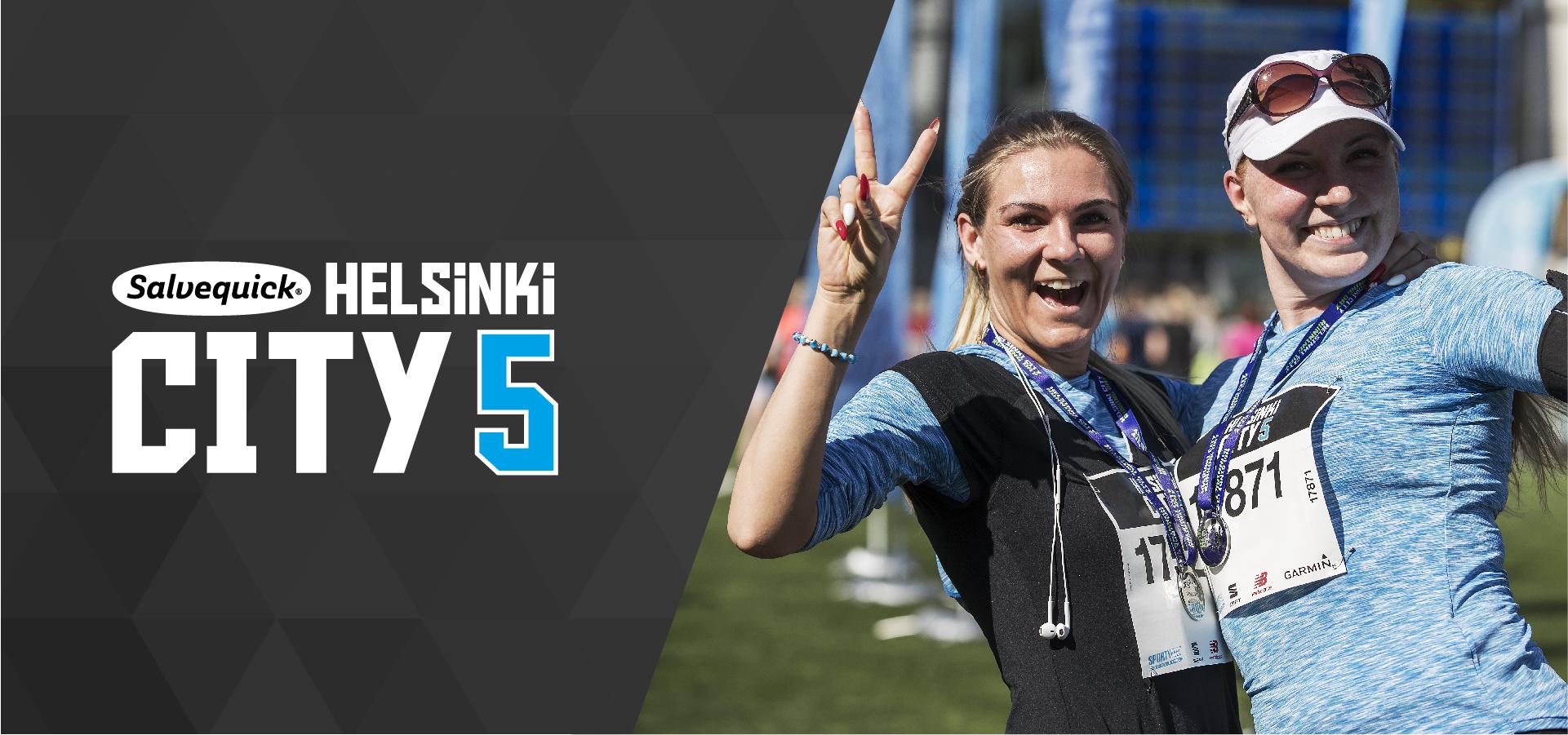 Helsinki 5 km juoksu